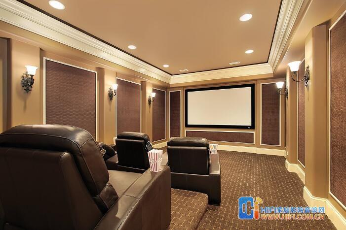 家庭影院试听空间设计规划(三) - 声学知识 - 北京索
