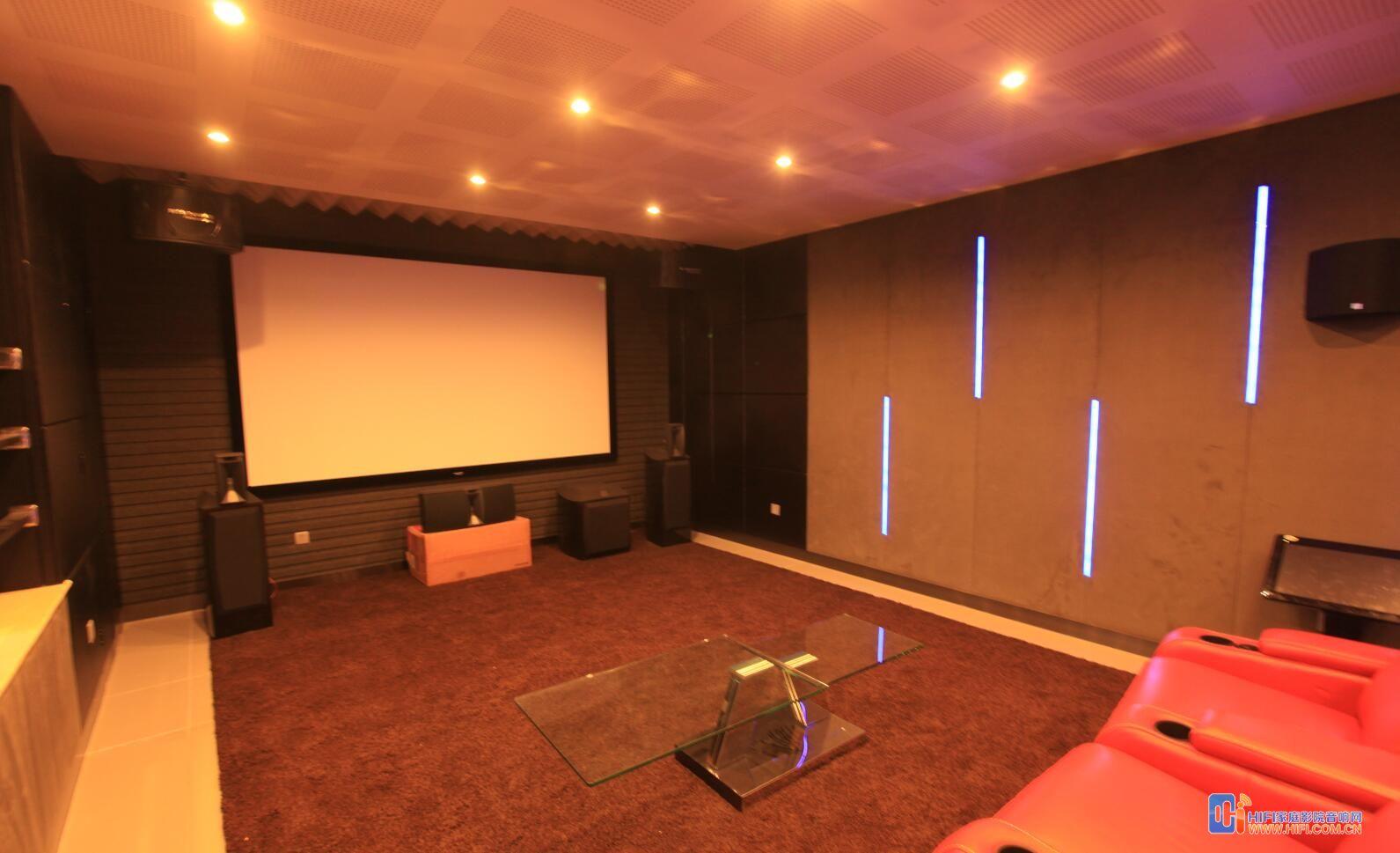 家庭影院设计