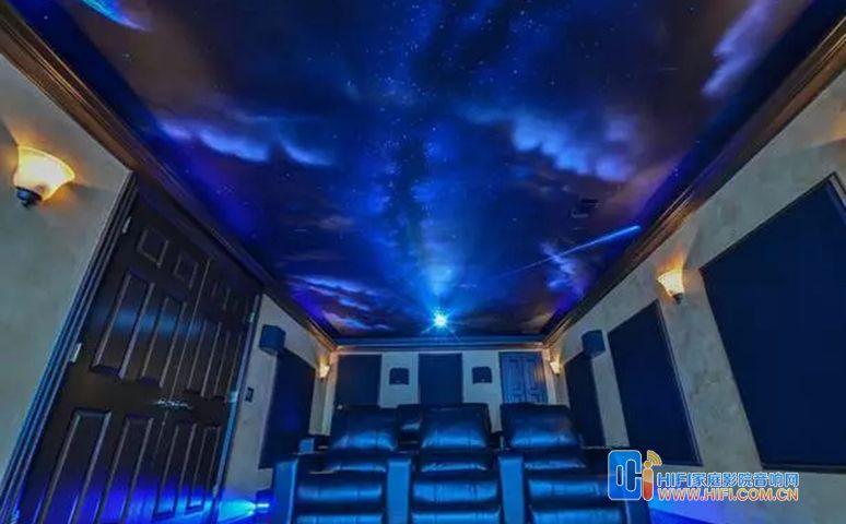 私人影院设计
