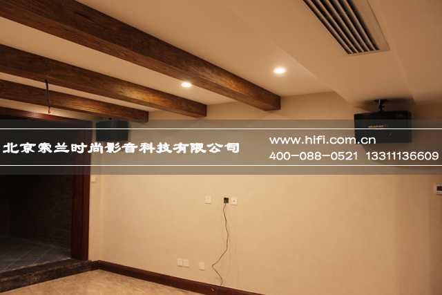 家庭影院装修工程